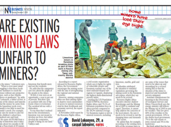 Are Existing Mining Laws Unfair To Miners?