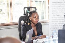 Ms. Nakazibwe Christine