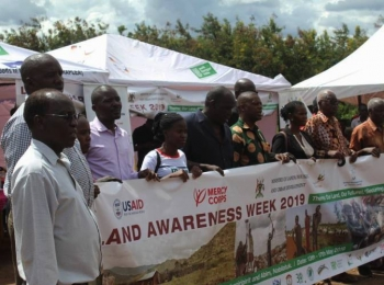 Key Highlights of the Land Awareness Week, 2019