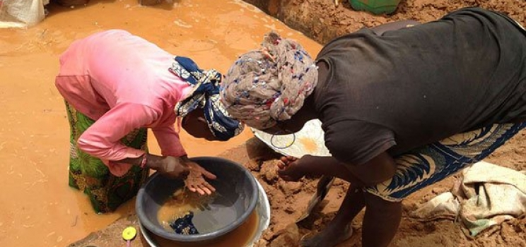 Small miners' love for cheap gold, keeps mercury flowing