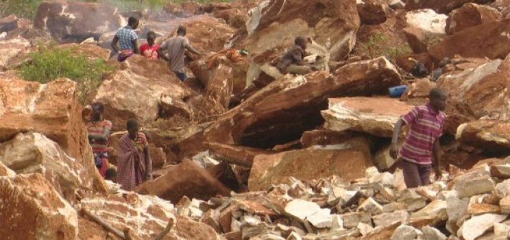Firms scramble for Karamoja's mineral wealth as locals starve