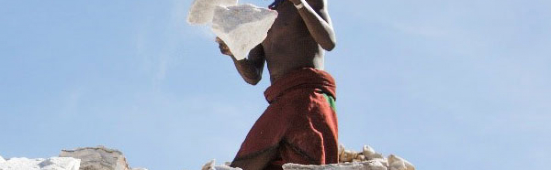Locals decry low pay in the mining sector