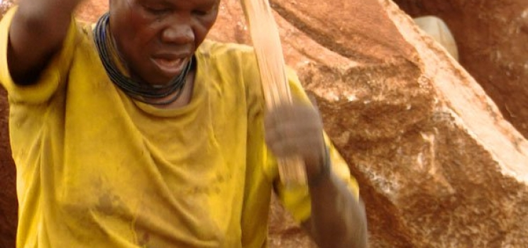 Locals turned into squatters as mining firms take over Karamoja
